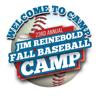 Sponsored by Jim Reinebold Fall Baseball Camp