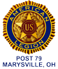 Sponsored by American Legion Post 79