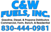 Sponsored by C&W Fuels