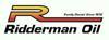 Sponsored by Ridderman Oil