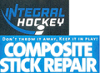 Sponsored by Integral Hockey Composite Stick Repair