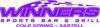 Winners logo element view
