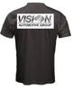 Vision training jersey element view