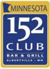 Sponsored by 152 Club