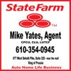Sponsored by Mike Yates - State Farm