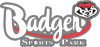 Sponsored by Badgers Sports Park