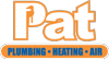 Sponsored by Pat Plumbing, Heating, and Air Conditioning