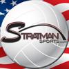 Sponsored by Stratman Sports Volleyball