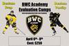 Sponsored by Register for Bantam Evaluation Camp