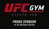 Sponsored by UFC Gym