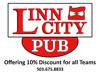 Sponsored by Linn City Pub