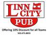 Sponsored by Linn City Pub
