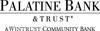 Sponsored by Palatine Bank & Trust