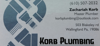 Korb plumbing final element view