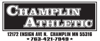 Sponsored by Champlin Athletic
