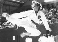 Martial arts kick good for self defense