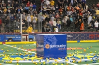 Minnesota Swarm In-Arena Exposure