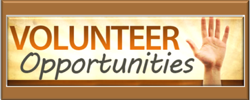 VOLUNTEER AT LINK BELOW