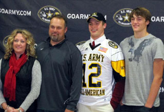Vince Biegel Army All-American Game