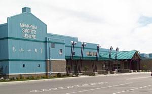 Memorial Sports Centre