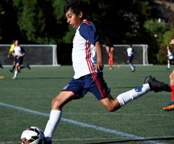 San Ramon FC competitive soccer tryouts