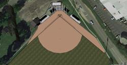 Rendering of Bennett Field Changes