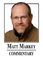Matt Markey -- Commentary