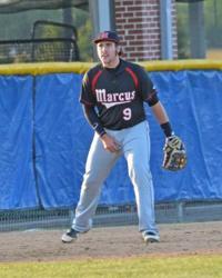 Marcus 3rd Baseman Brenden Venter