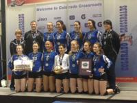 Aspire 16 Rox win 16 Open title at Crossroads