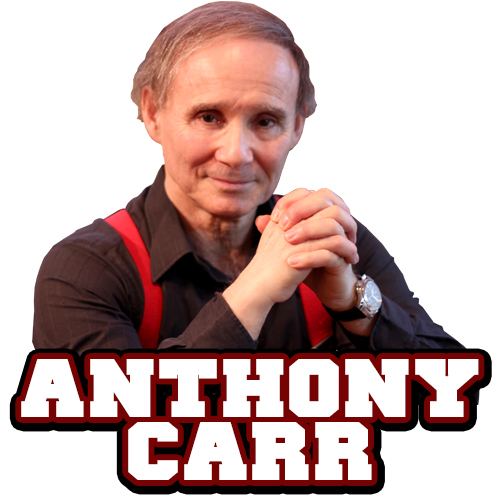 Canadian Psychic Anthony Carr, the master of psychics.