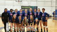 17 Travel  PVA Invitational Champions