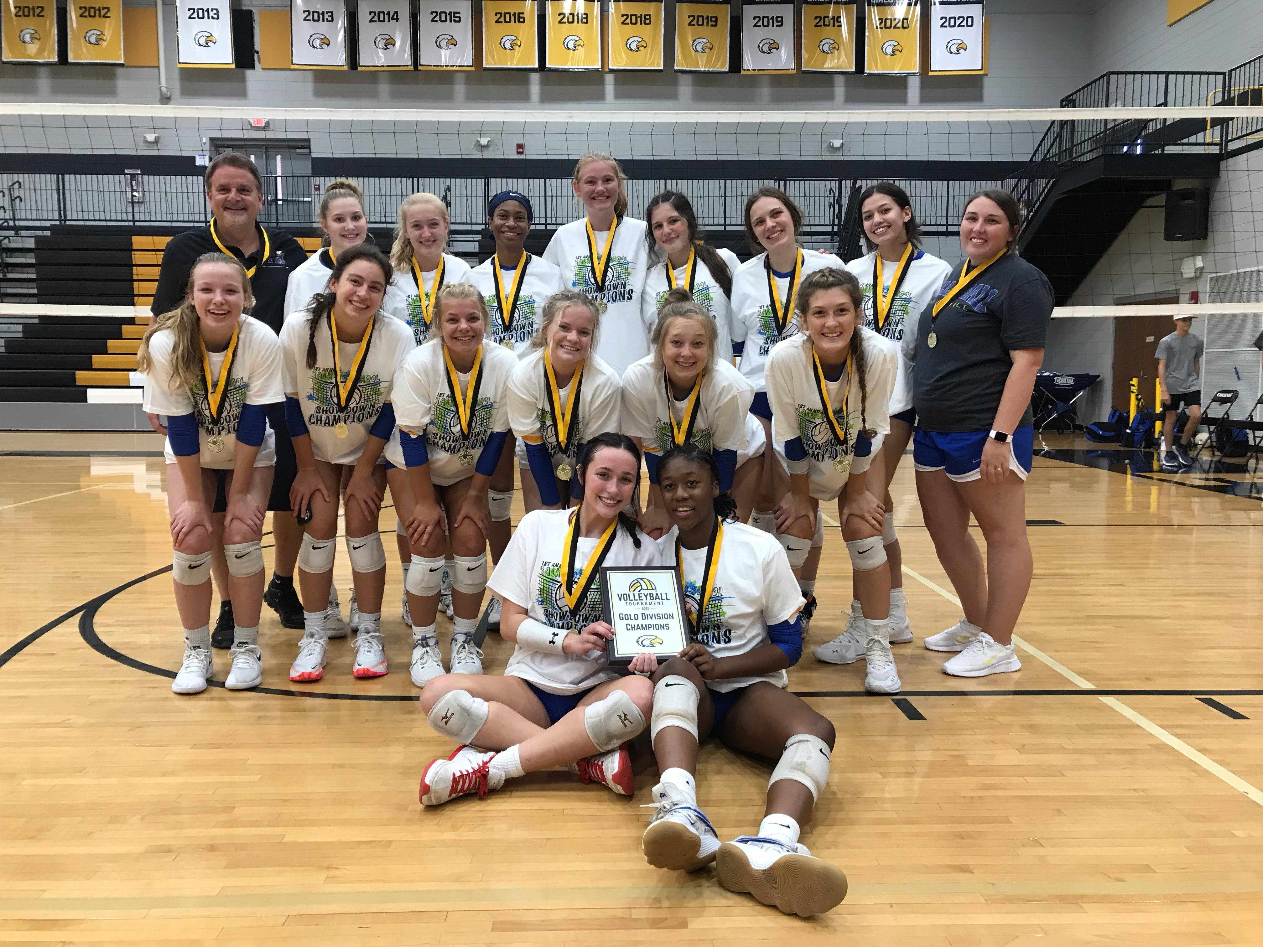High School Volleyball in Fort Mill SC