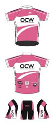 OCW Pink Jersey Kit