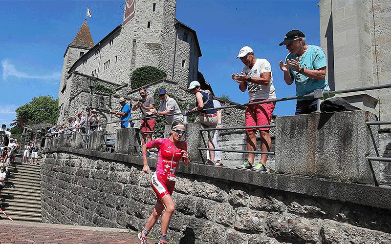 IRONMAN 70.3 Switzerland - Unterstütze deinen Athleten