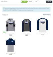 Spirit Wear Colorado Rampage