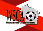 Wisconsin Soccer Coaches Association logo