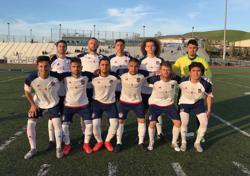 San Ramon FC NPSL semi-pro soccer team