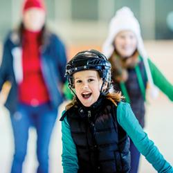 All In Ice Skating Basic Skills Lessons ages 7 & up (Adult Classes available)