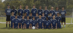 heritage men's jv soccer team photo