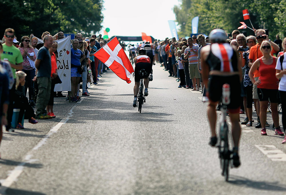 IRONMAN Copenhagen - Supporters Støt din atlet
