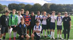 High School Boys on their High School Teams!