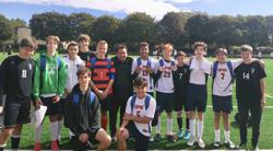 High School Boys on their High School Teams!