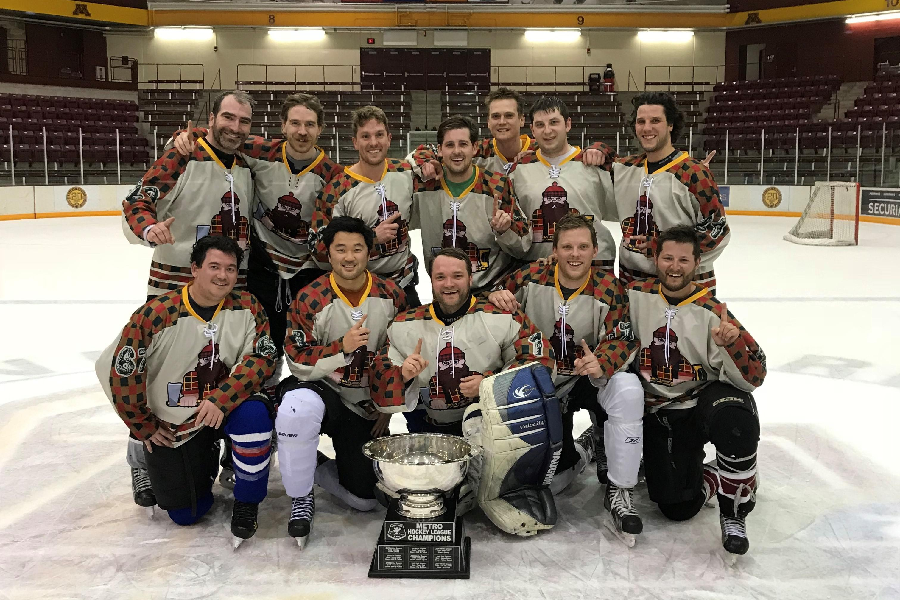 Metro Adult Hockey