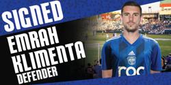 Emrah Klimenta, SRFC Alumni, signs with Reno 1868 FC