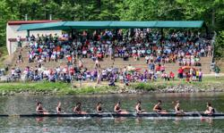 Lake Braddock rowers at Regatta