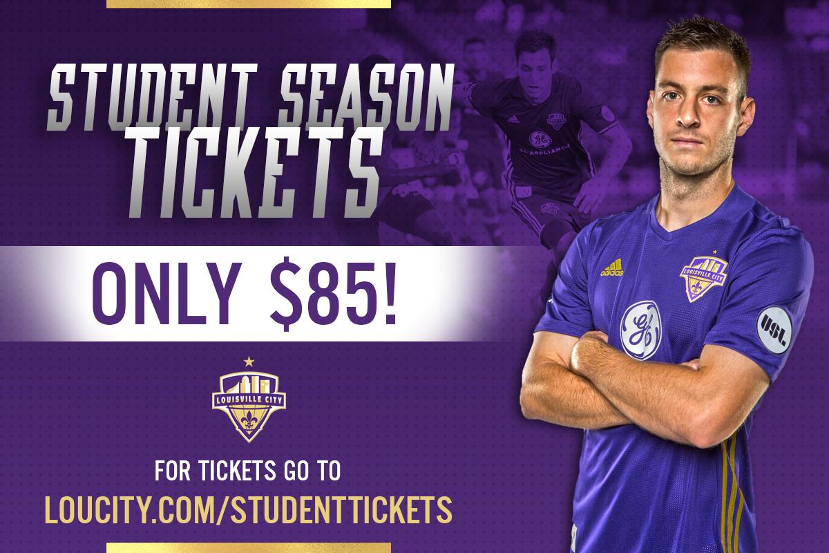 Student Season Tickets
