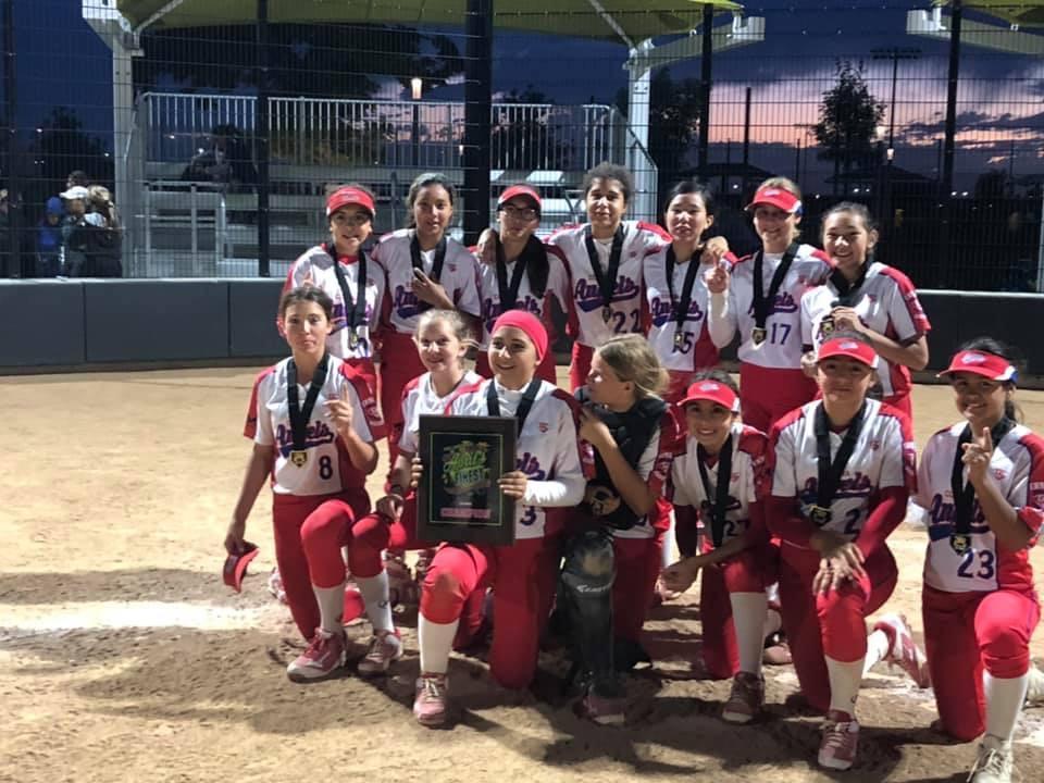 TCS 12U Gold April's Finest Champions