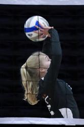Hannah Behrmann Volleyball