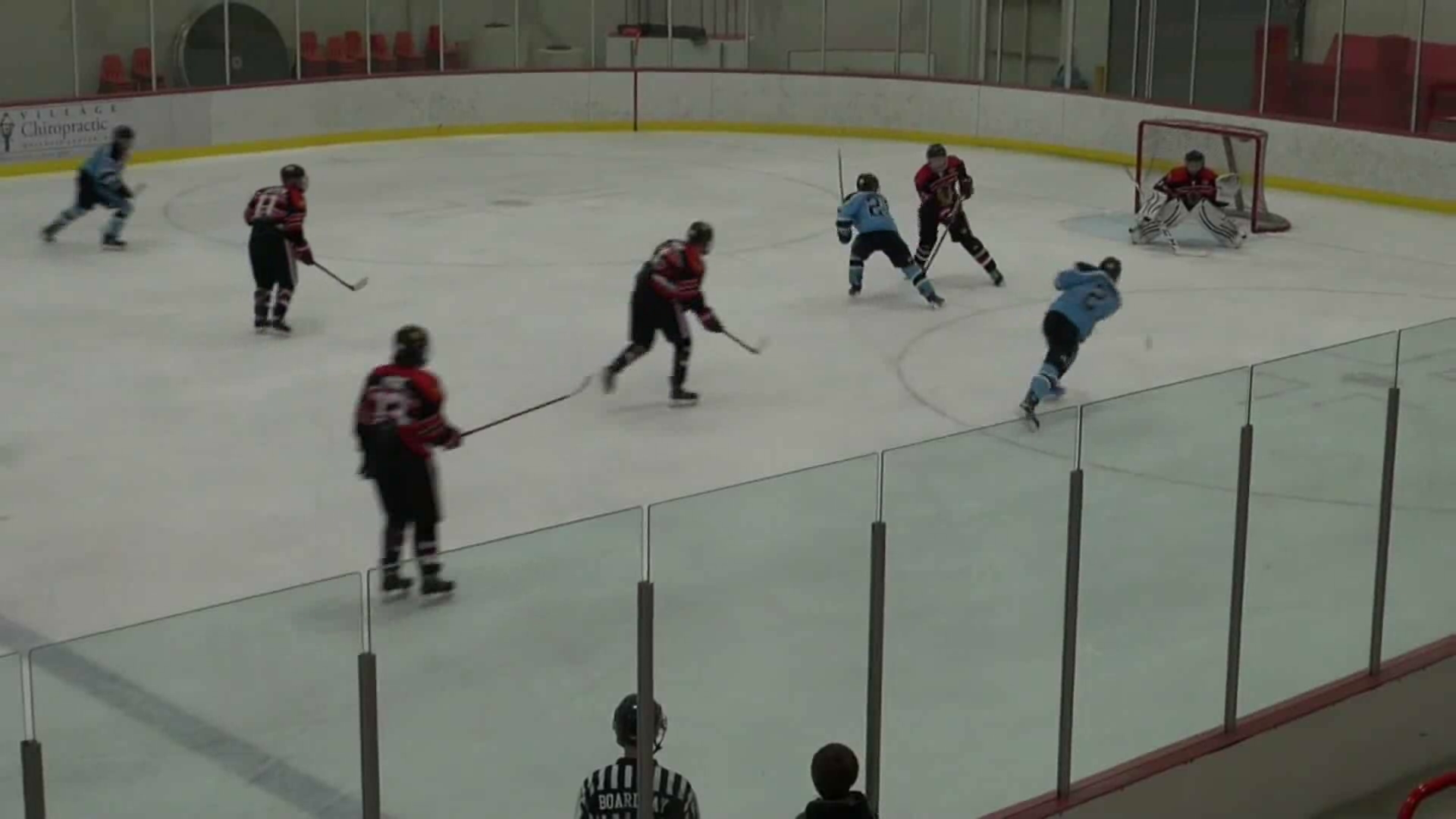 Kalkaska rhinos usphl premier video for Motor city ice hawks